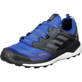 adidas TERREX Agravic XT Gore-Tex Trail Running Shoes Men black/blue